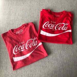 Urban Outfitters Coca Cola Shirt Bundle *NEW*